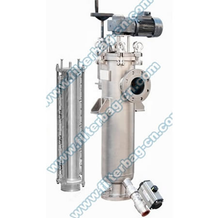 Automatic Self Cleaning Filter